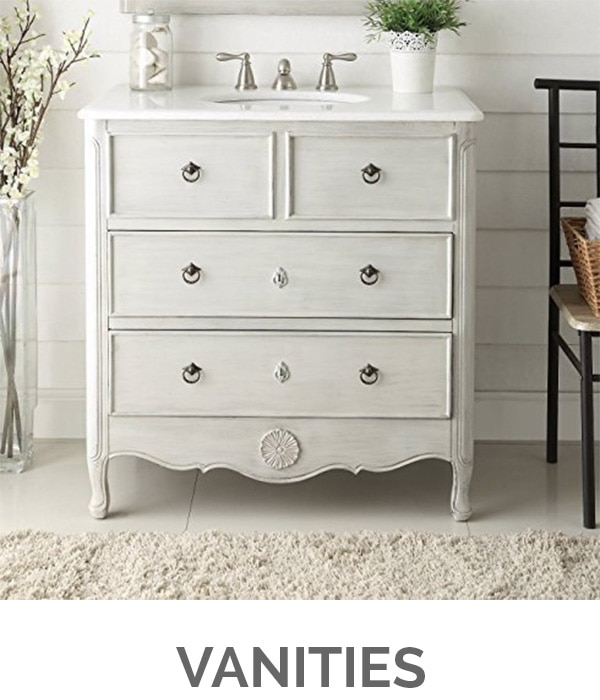 Shop My Favorites - Designthusiasm.com - Vanities