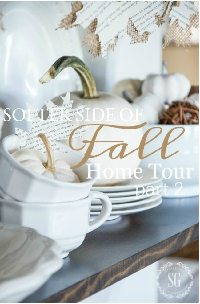 FALL HOME TOUR PART 2