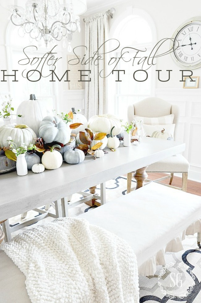 FALL HOME TOUR 2016-PART 1-dining-room-table-stonegableblog