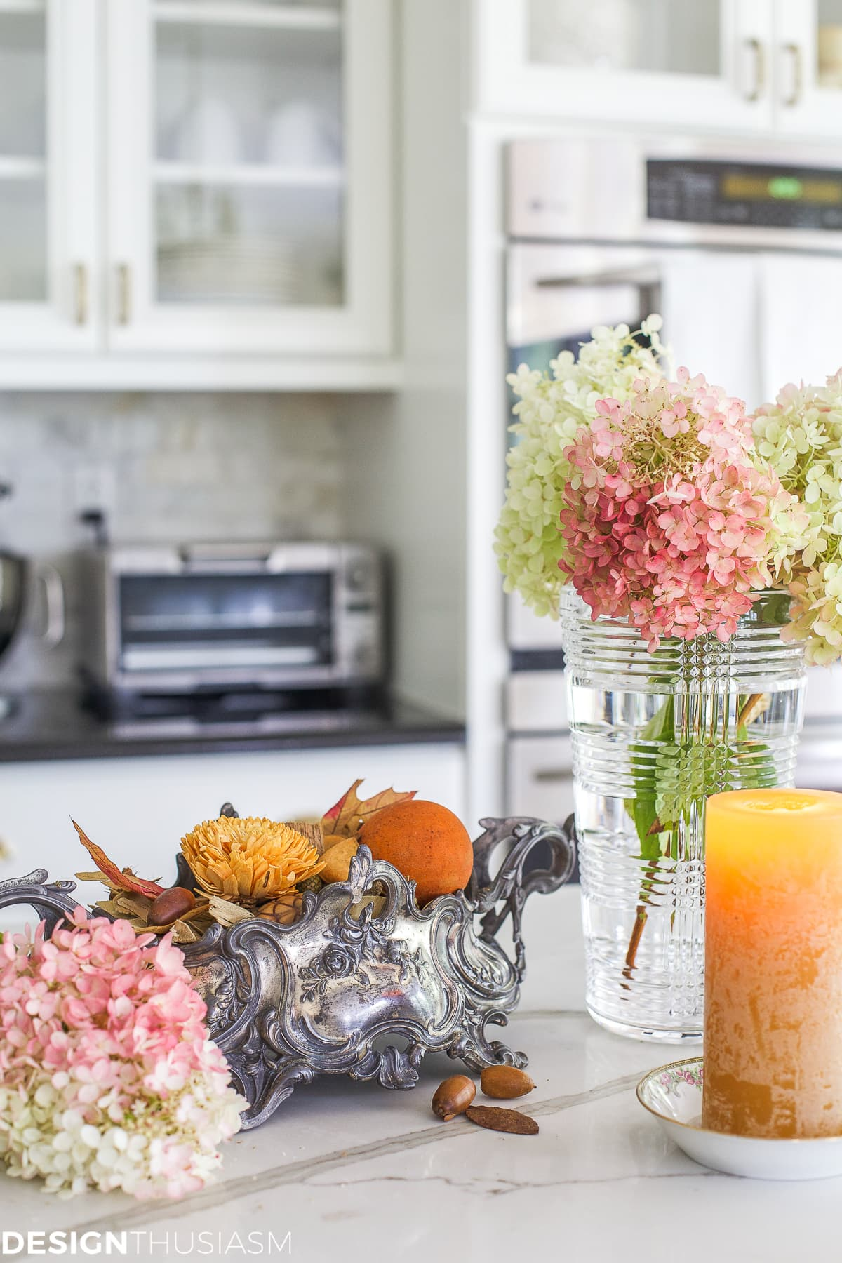Fall Decorating Ideas | How to Welcome the Season With All 5 Senses - designthusiasm.com