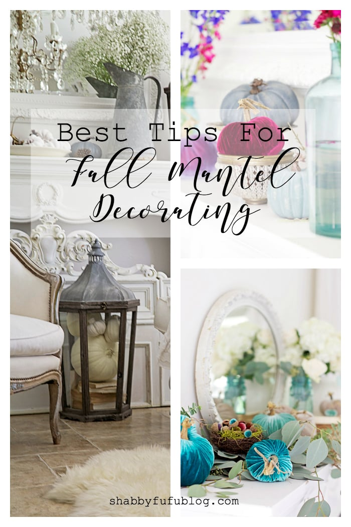 best fall mantel decorating ideas