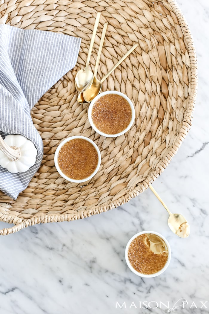 pumpkin creme brulee recipe-11