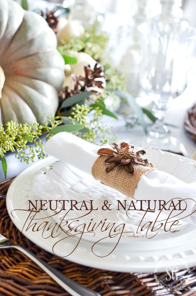Neutral And Natural