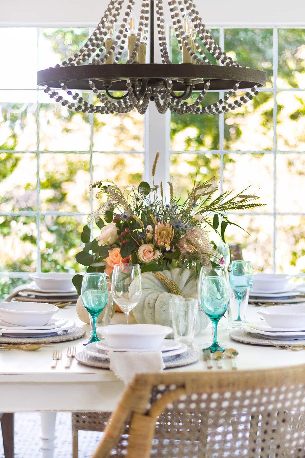 A Pumpkin Themed Table Zevy Joy