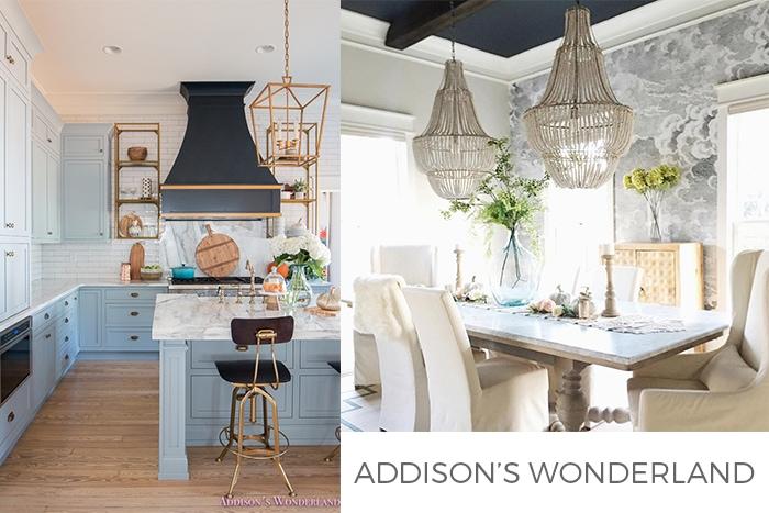 Addison's Wonderland feature