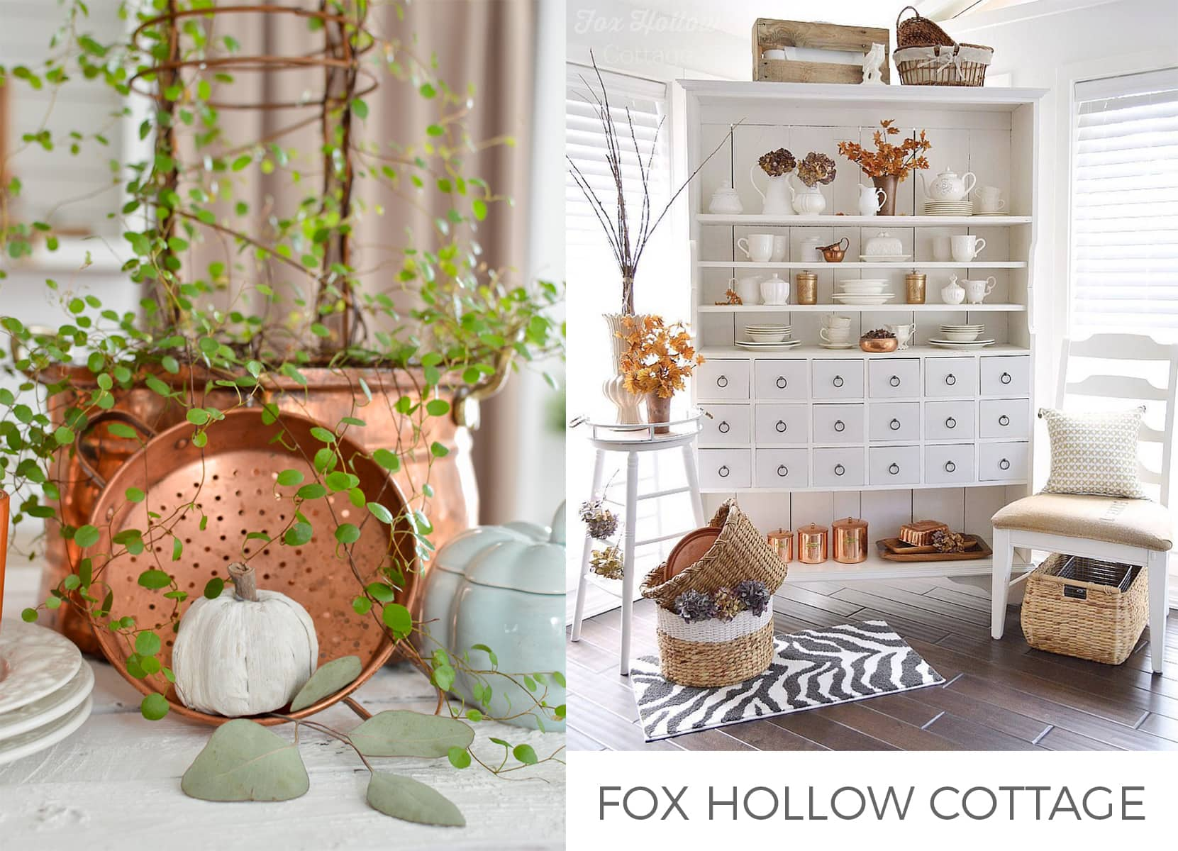 Style Showcase Feature - Fox Hollow Cottage