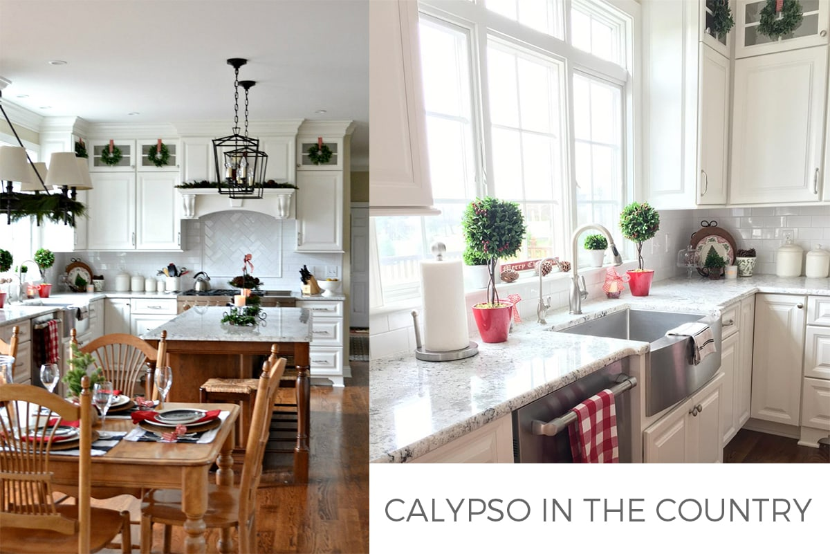 Calypso Feature collage