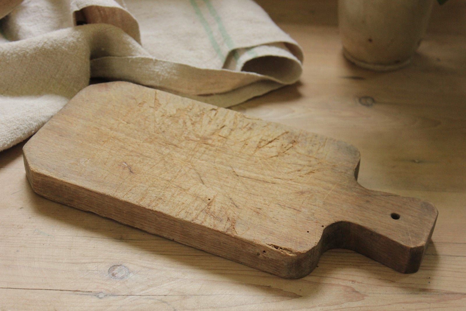 Antique French Country Cutting Board