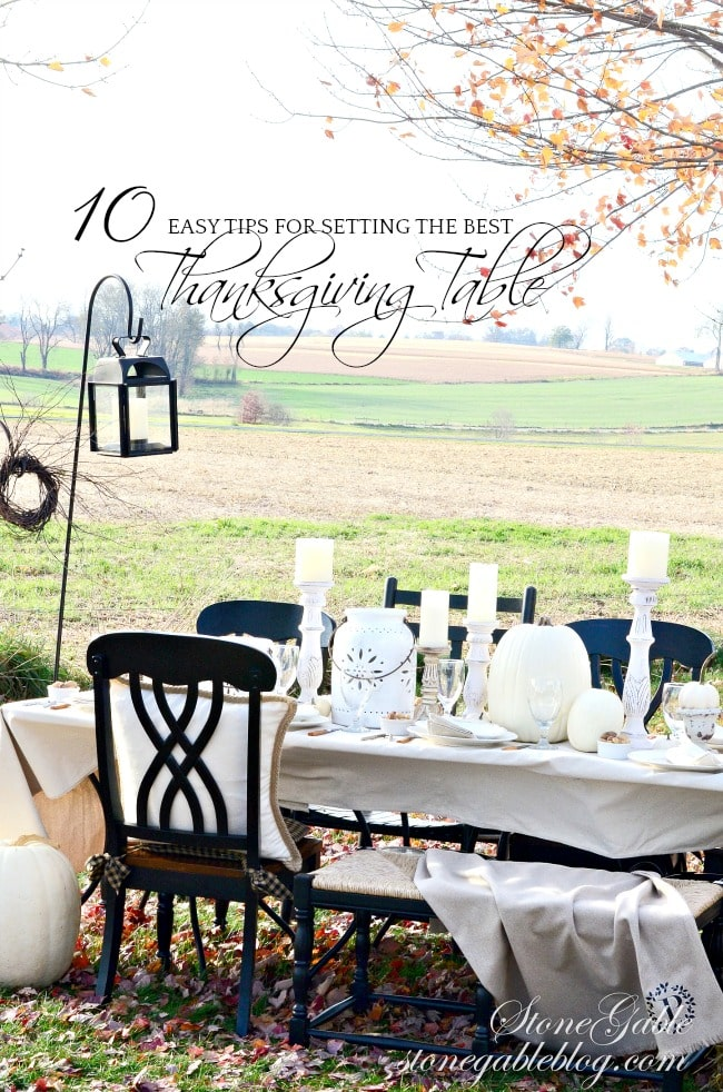 Thanksgiving outdoors-stonegableblog