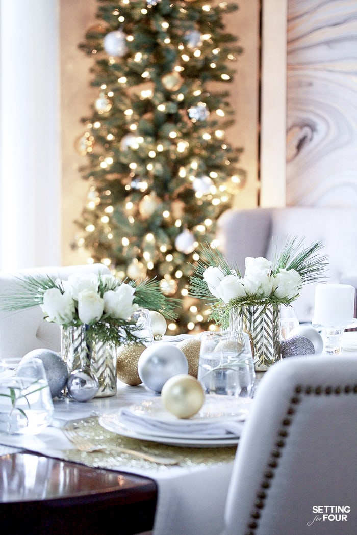 christmas-gold-white-tablescape-1-settingforfour