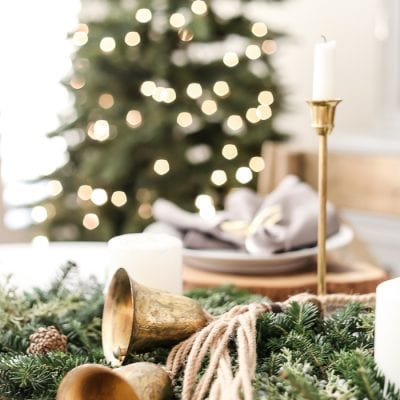 Styled + Set Blog Tour: Christmas Entertaining Day 1