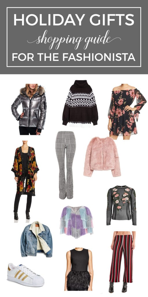 Gift Guide for fashionista