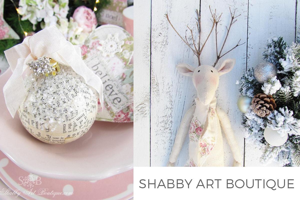 SHABBY ART BOUTIQUE feature