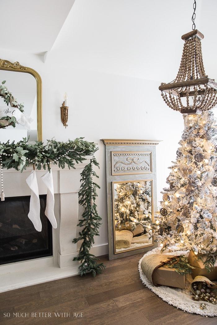 french-vintage-christmas-tree-mantel-stockings