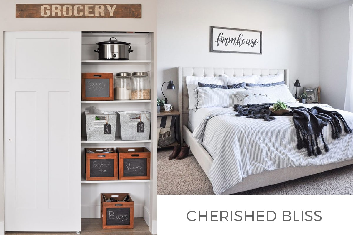 CHERISHED BLISS FEATURE