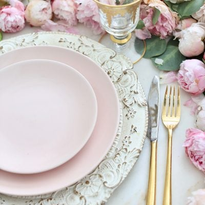 Styled + Set Holiday Entertaining: Valentine's Day Tour Day 3