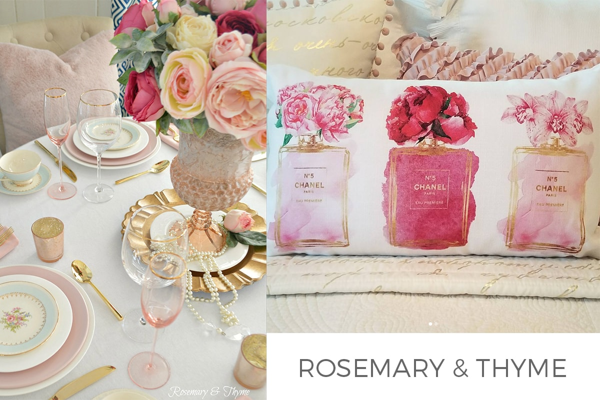 ROSEMARY & THYME FEATURE