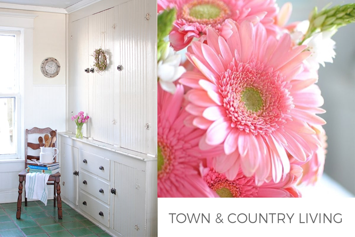 Town n Country Style Showcase feature