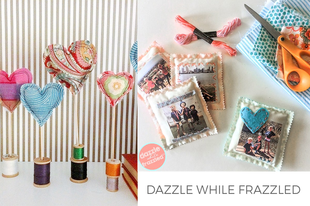 Dazzle While Frazzled Feature