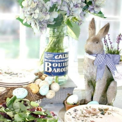 Styled + Set Holiday Entertaining: Easter Tour Day 2