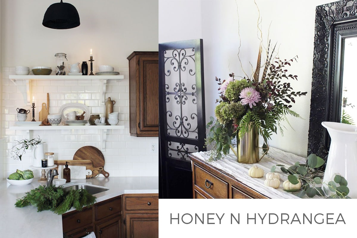 HONEY N HYDRANGEAS feature