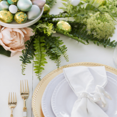 Styled + Set Holiday Entertaining: Easter Tour Day 3