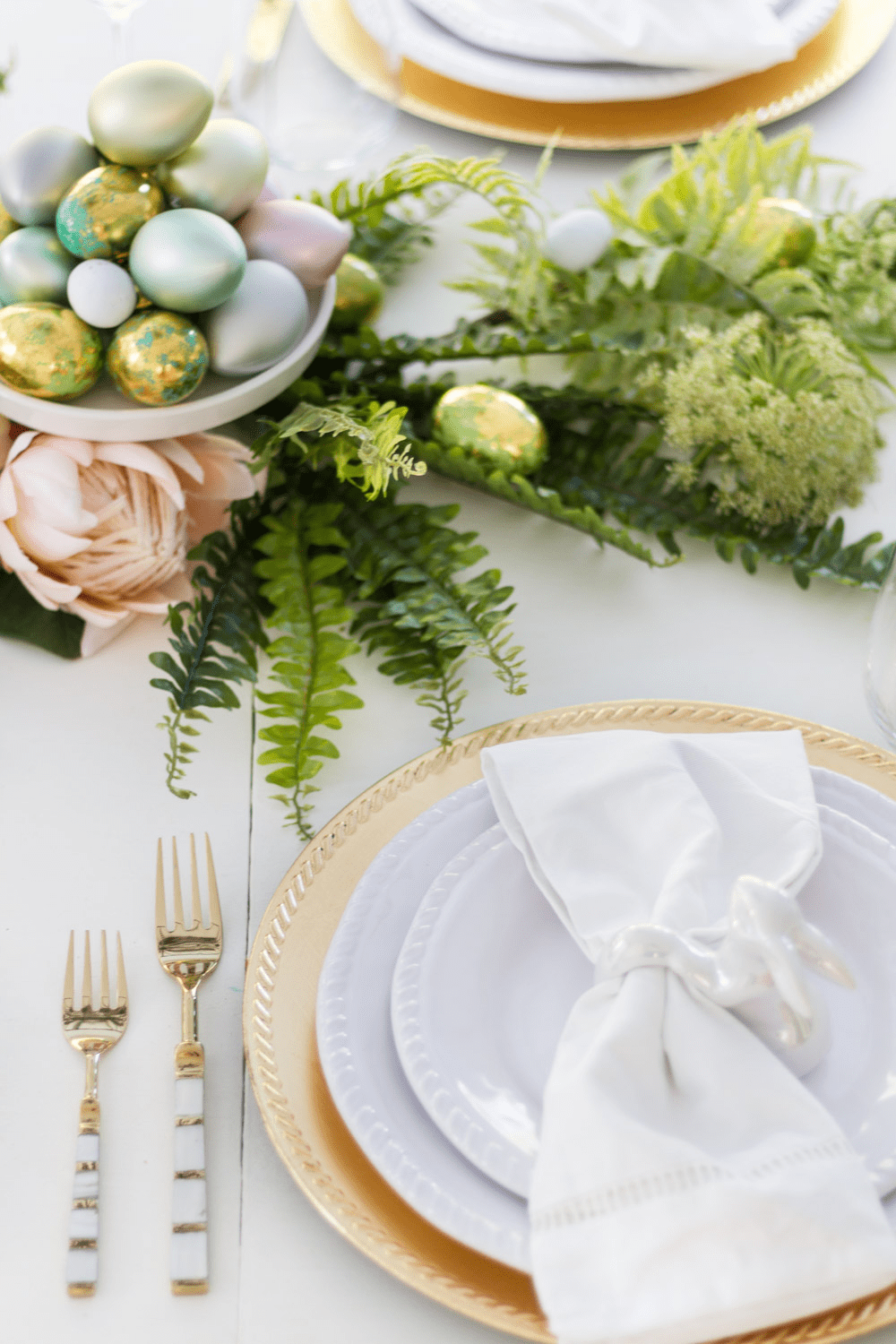 Styled + Set Entertaining for Easter_