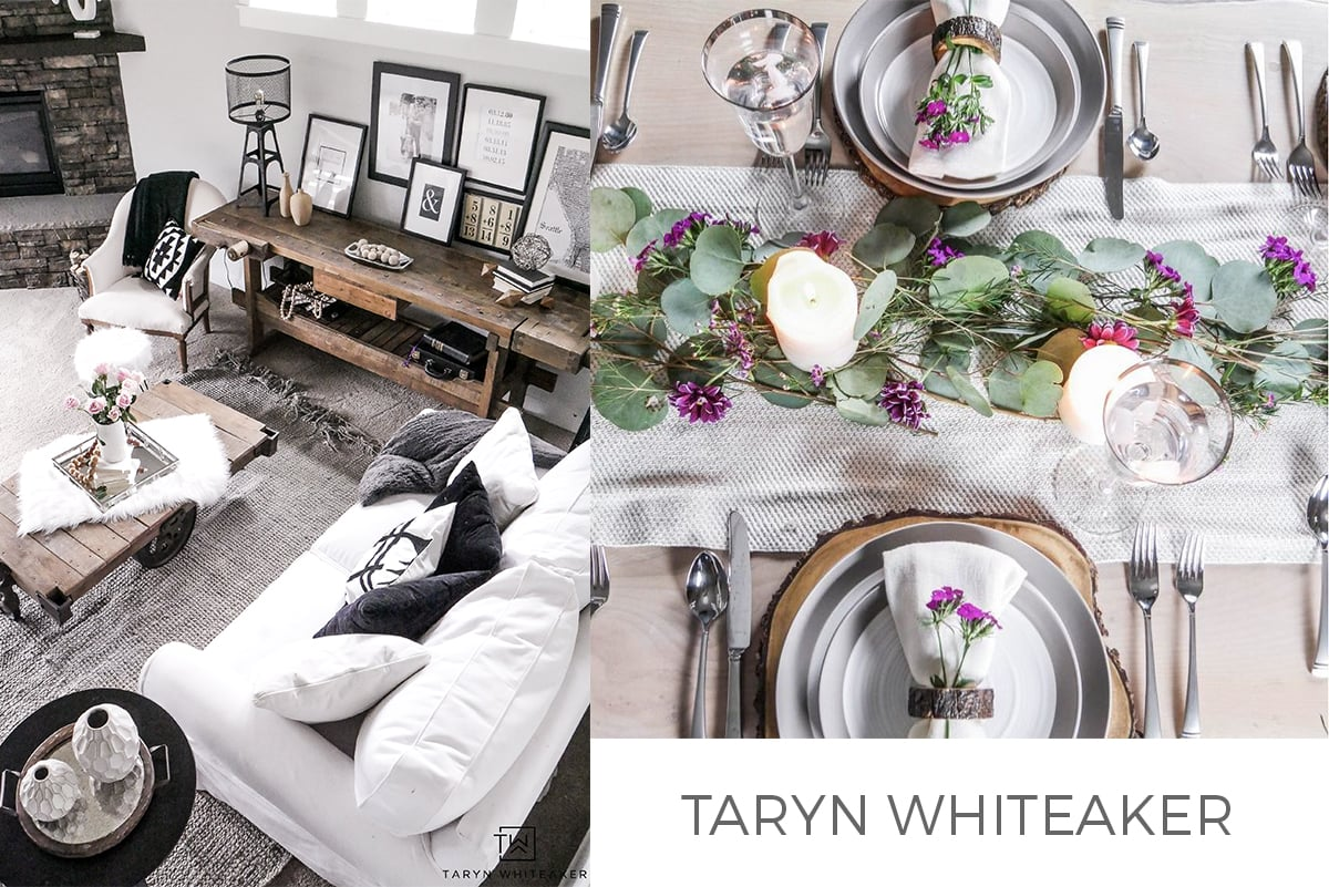 TARYN WHITEAKER feature