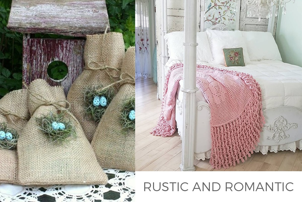 Rustic and Romantic FEATURE