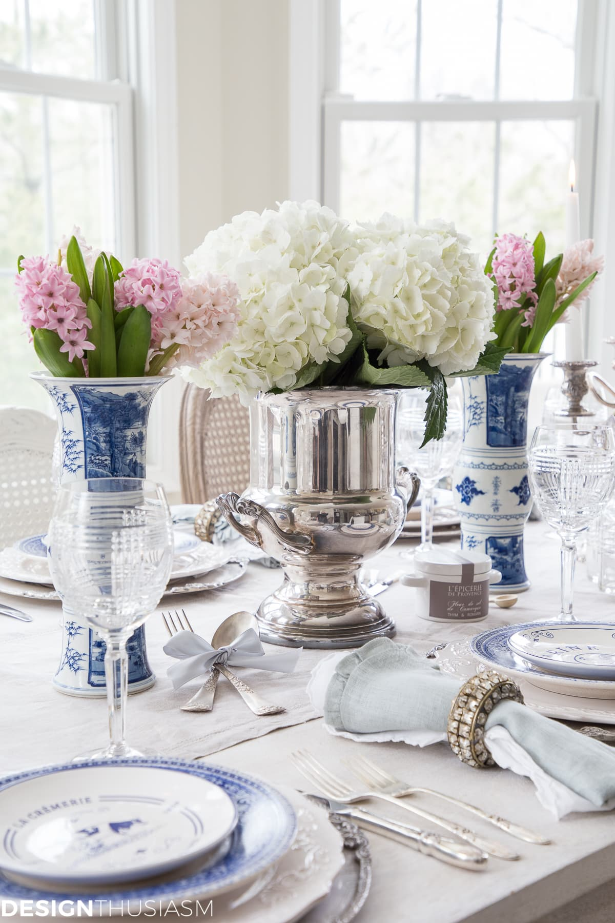 Unique table decor upgrades - designthusiasm.com