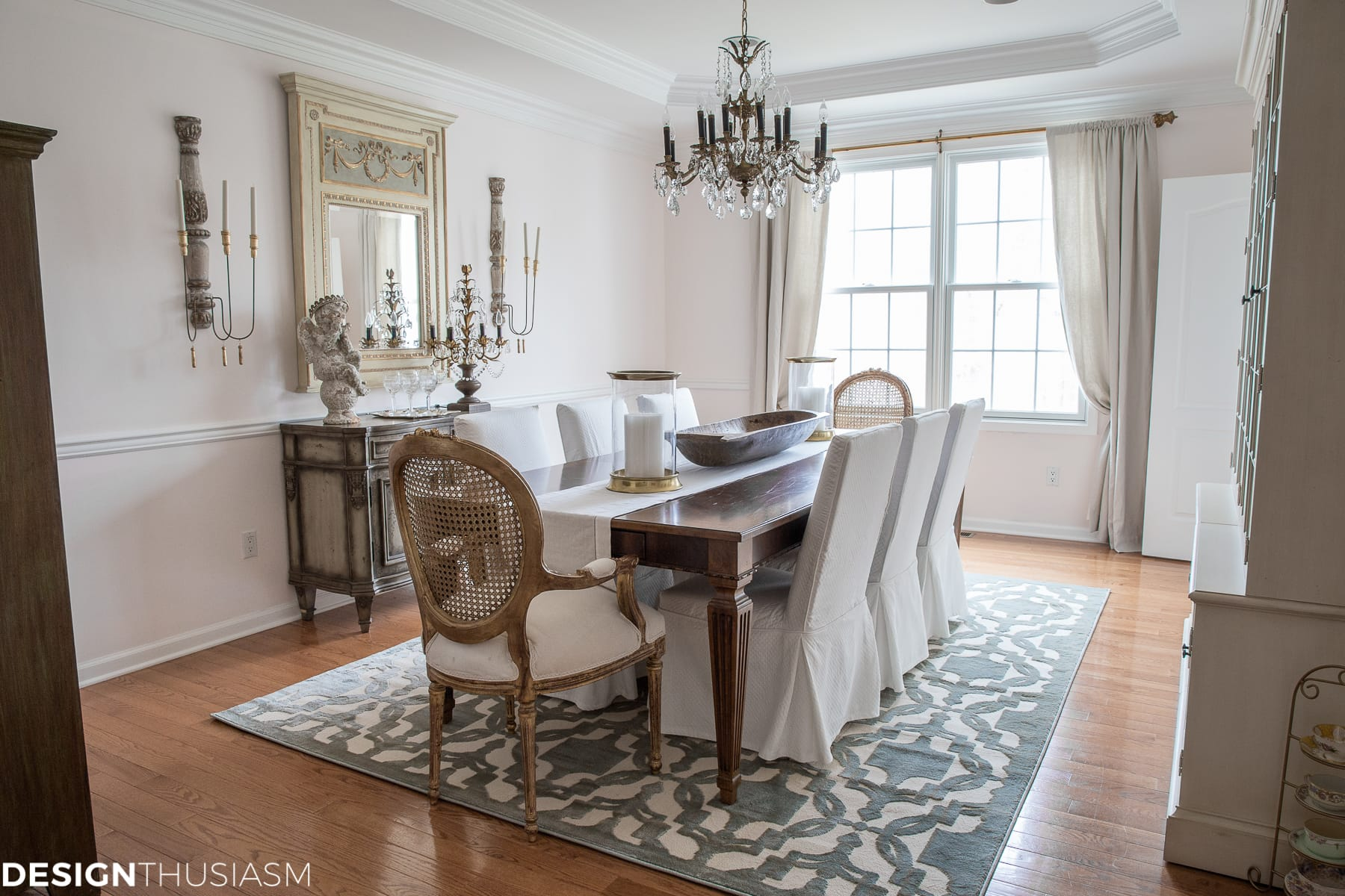 Peachy How I Transformed My Dining Room Without Replacing The Furniture Download Free Architecture Designs Grimeyleaguecom