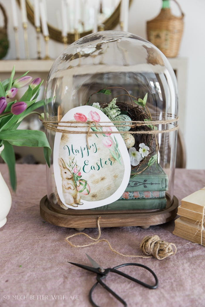happy-easter-printable-cloche-bird-nest