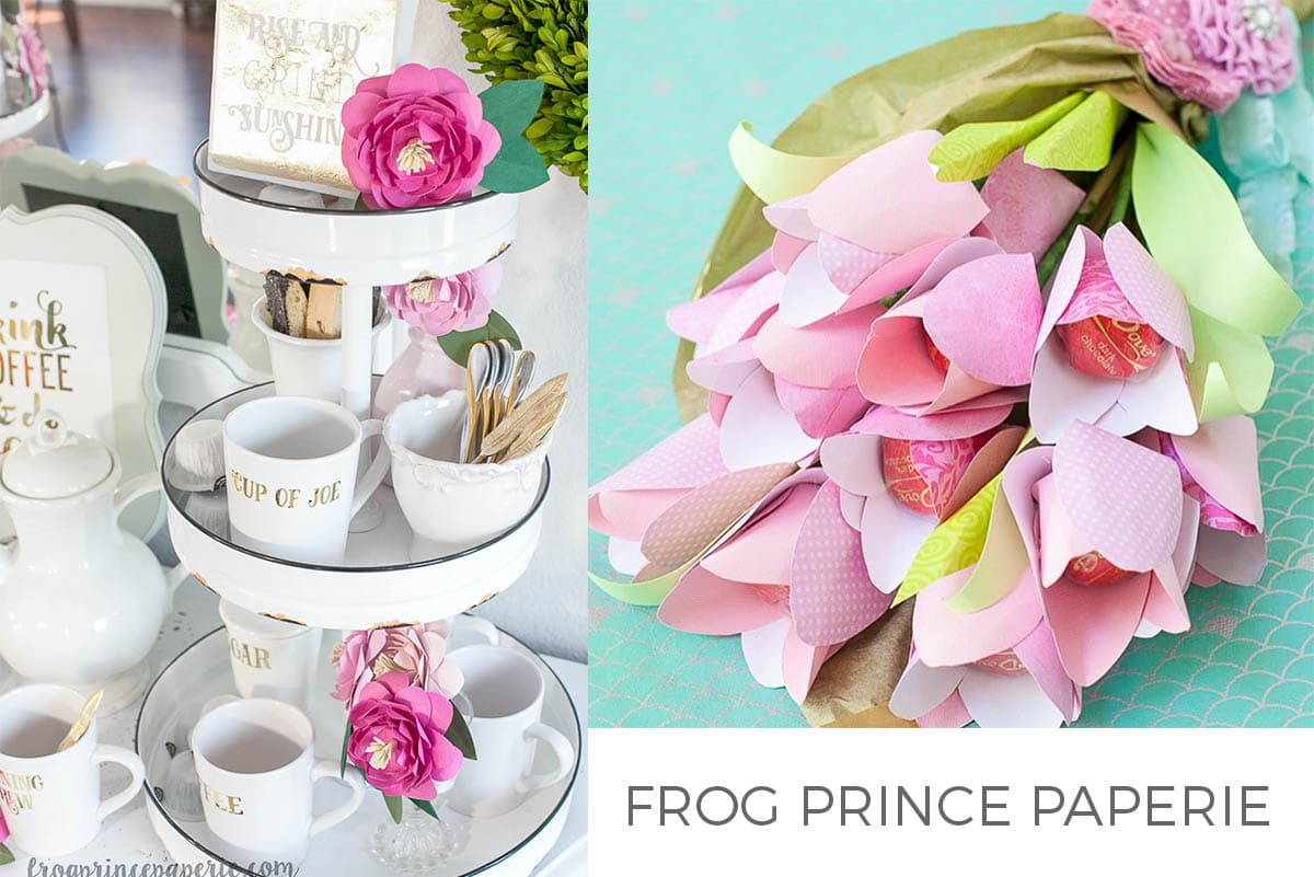 FROG PRINCE PAPERIE feature