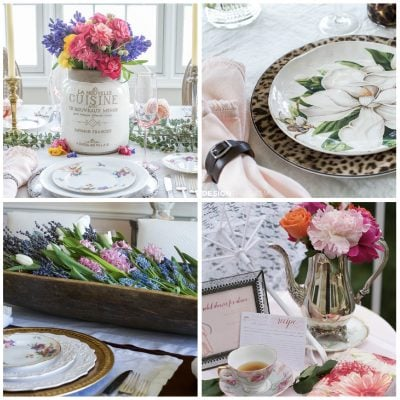 Spring Table Decorations: Ideas for Entertaining with Seasonal Flair