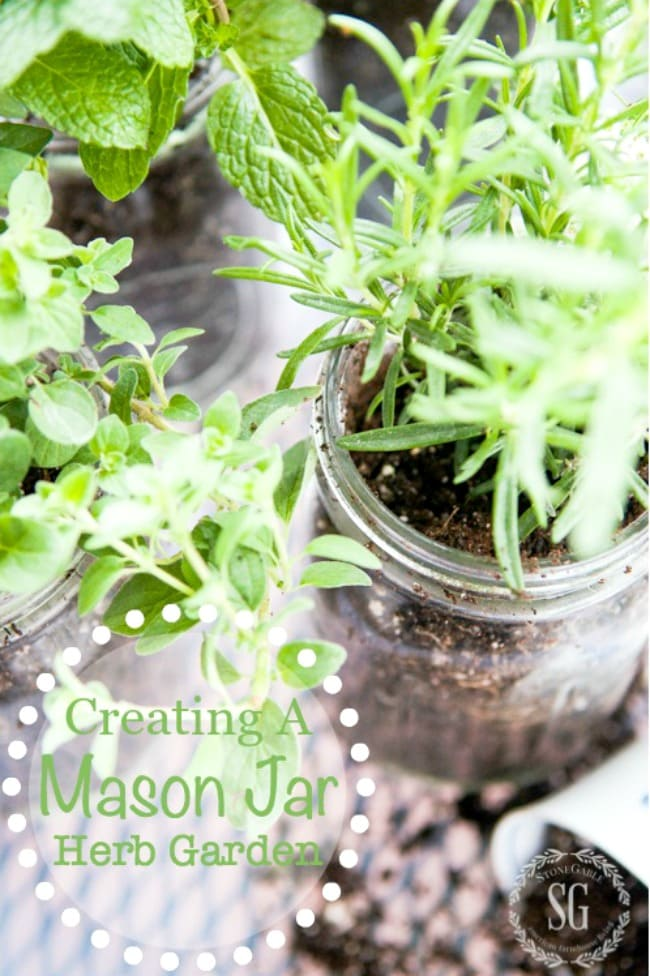 CREATING-A-MASON-JAR-HERB-GARDEN-A-10-minute-project