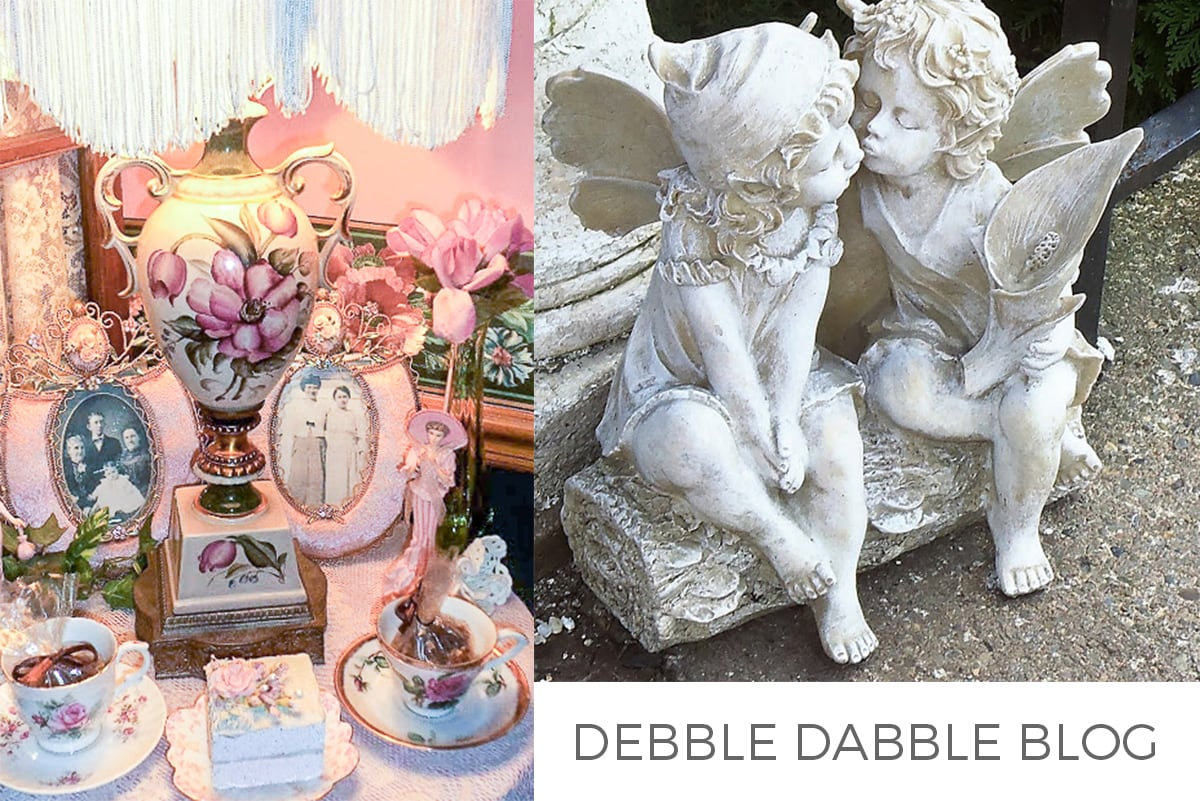 Debbie Dabble blog FEATURE