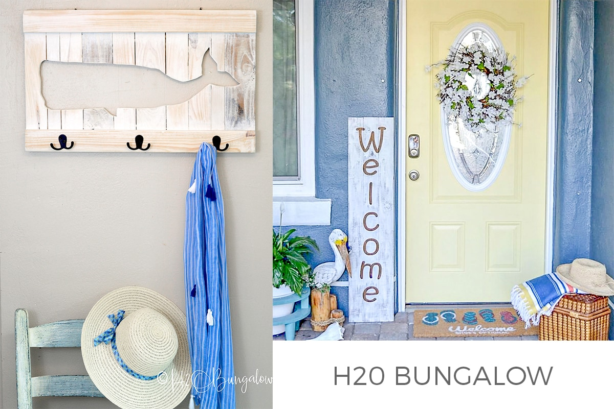 FEATURE H2O BUNGALOW
