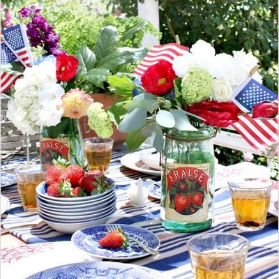 Styled + Set | 2018 Summer Entertaining Blog Tour
