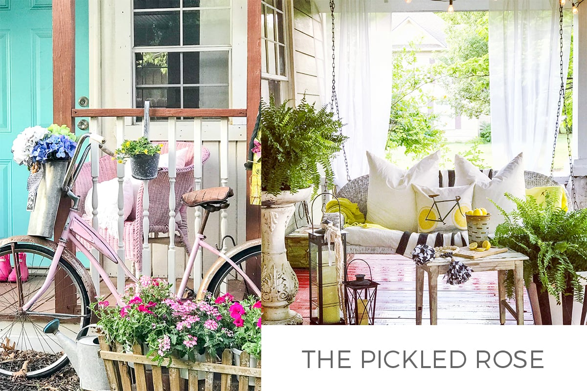 Style Showcase feature The Pickled Rose