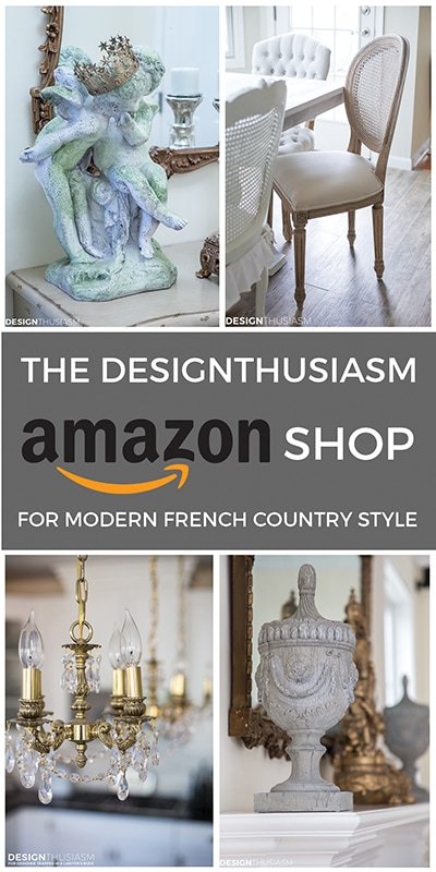 The Designthusiasm Amazon Shop