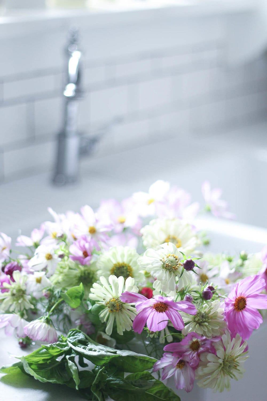 Tips For Growing A Cut Flower Garden - Farmhouse on Boone