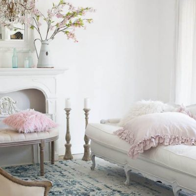 Home Style Saturdays 93 | Hydrangeas, Decorating with Pink and More