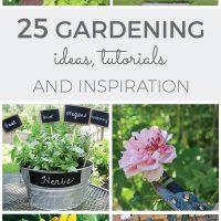 25 gardening ideas tutorials and inspiration - designthusiasm.com