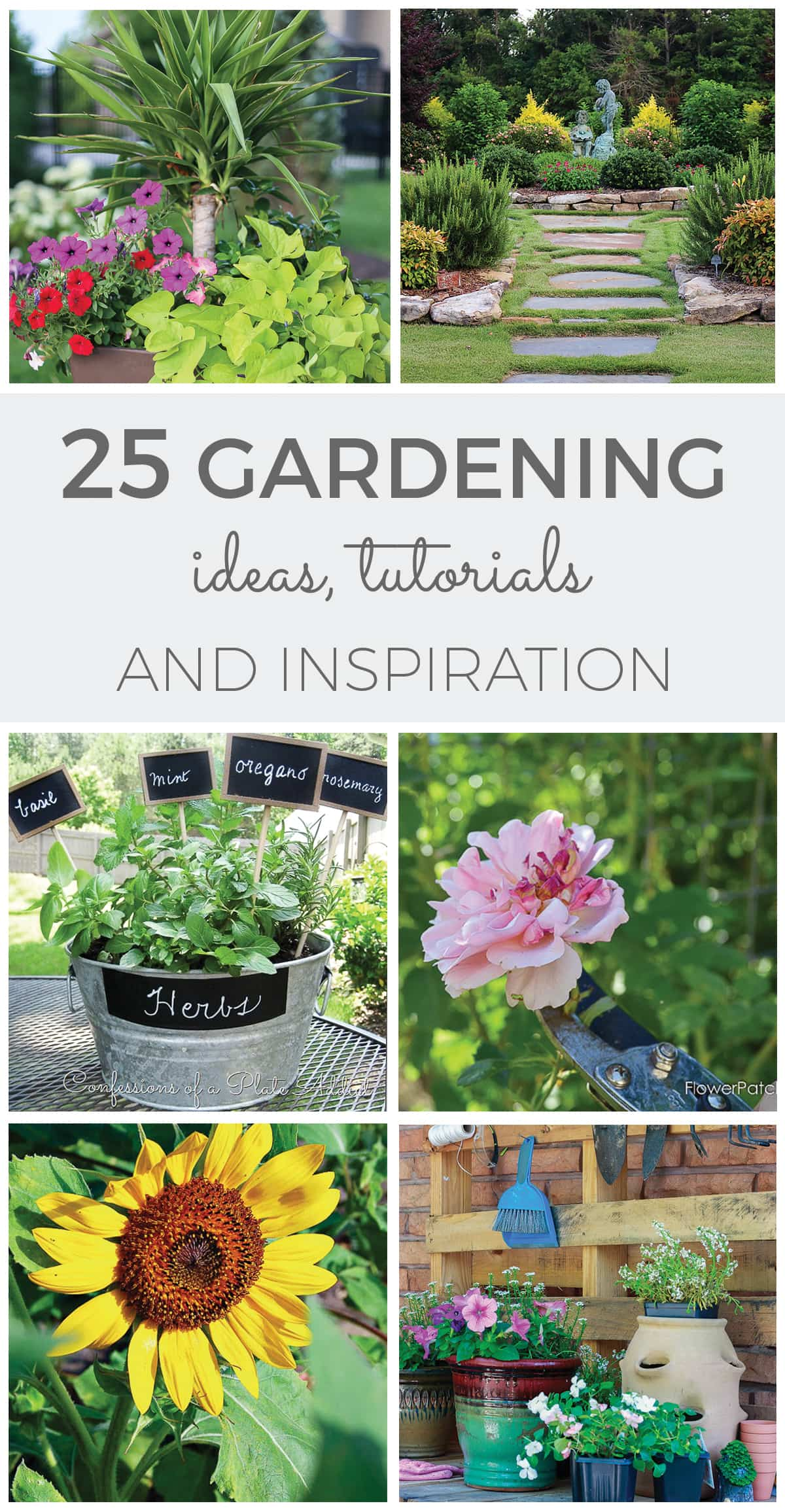 25 gardening ideas tutorials and inspiration - designthusiasm.com