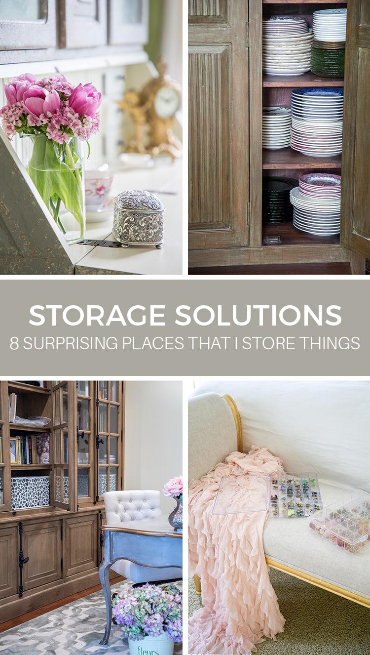 surprising storage solutions