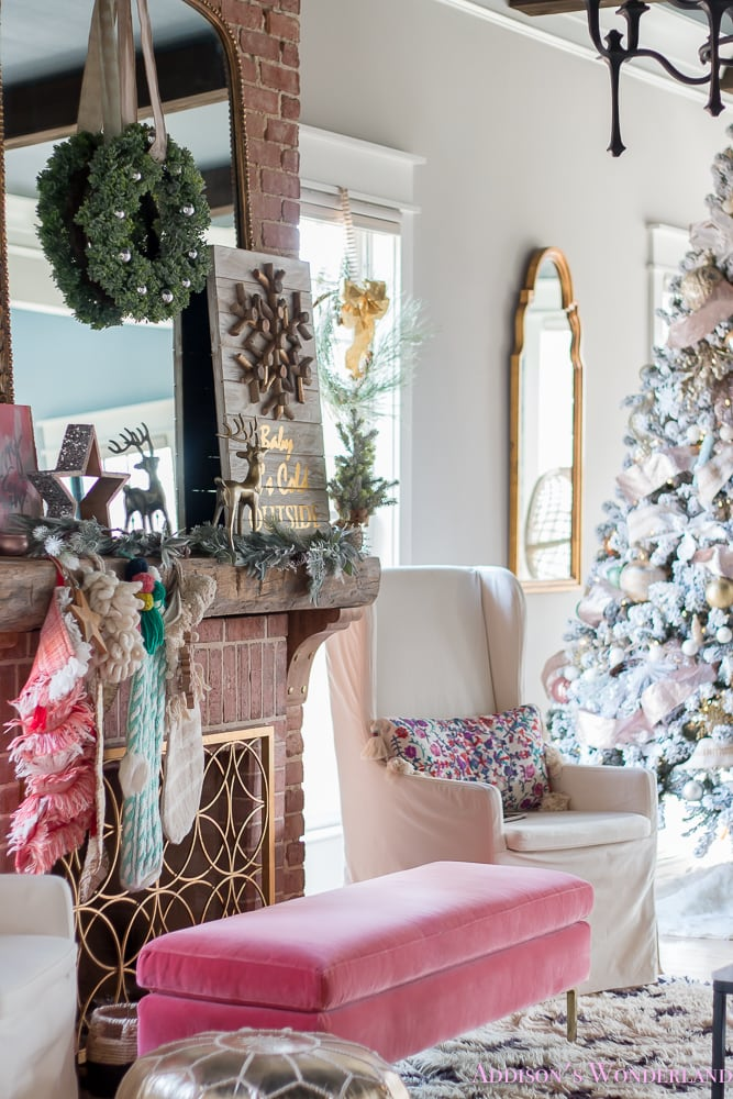 addisons wonderland - Christmas Decor Trends 2018