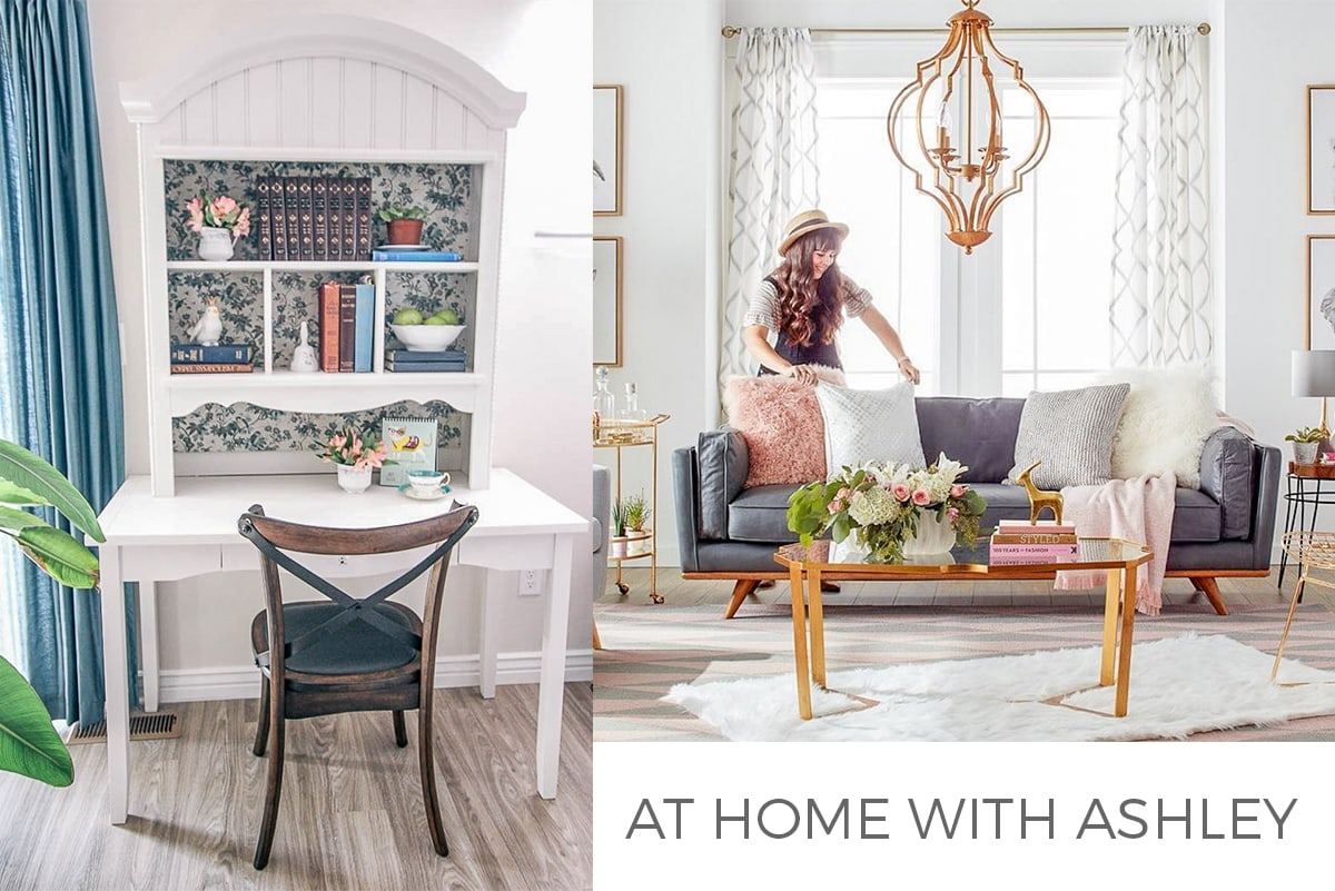 At Home With Ashley FEATURE
