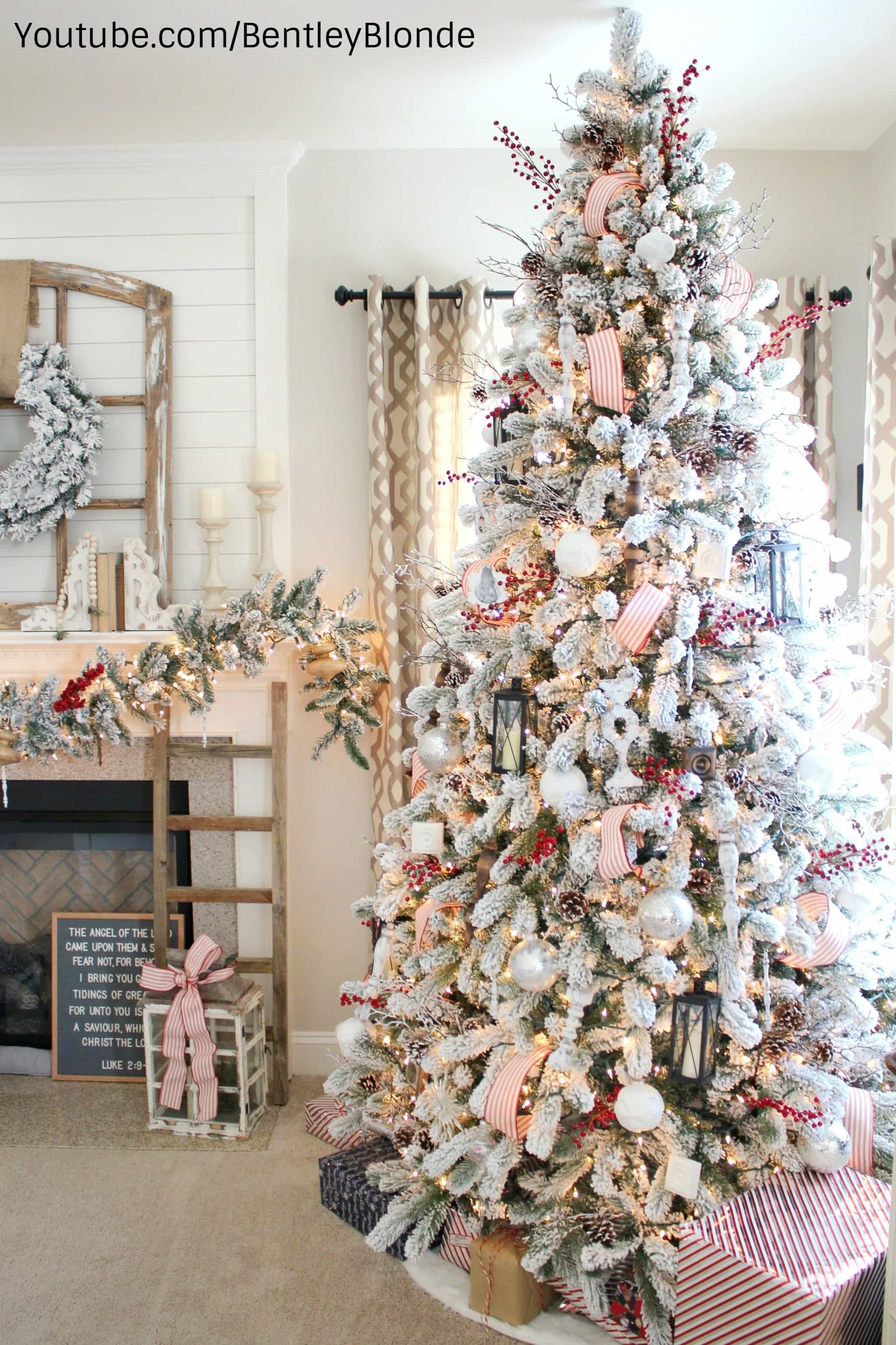 bentley blond - Christmas Decor Trends 2018