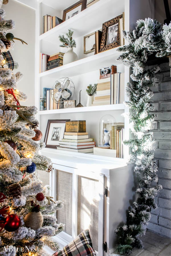 christmas in july a blue nest - Christmas Decor Trends 2018