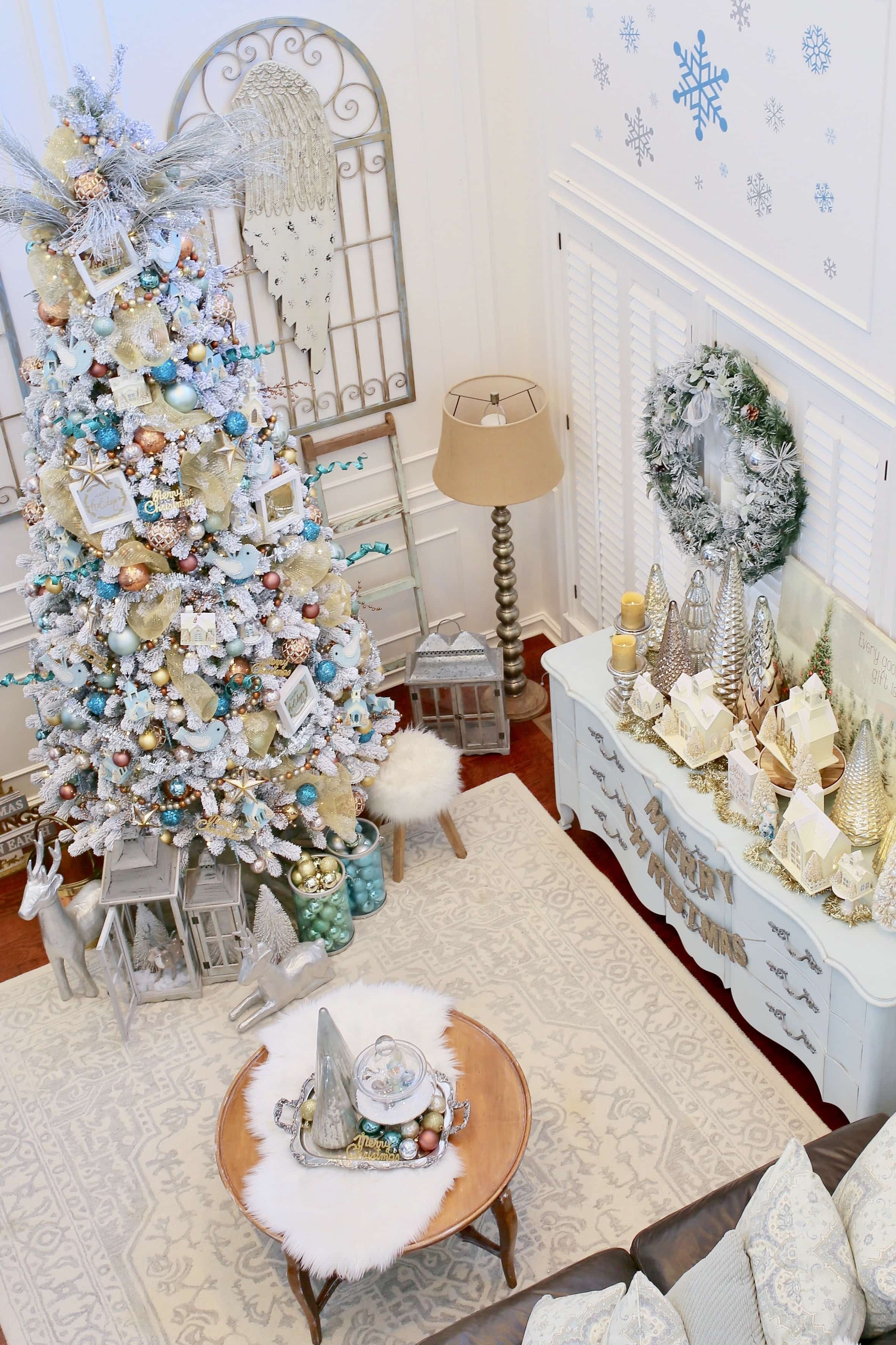 Christmas Trends 2017 Christmas Trends And Tree Ideas For 2018